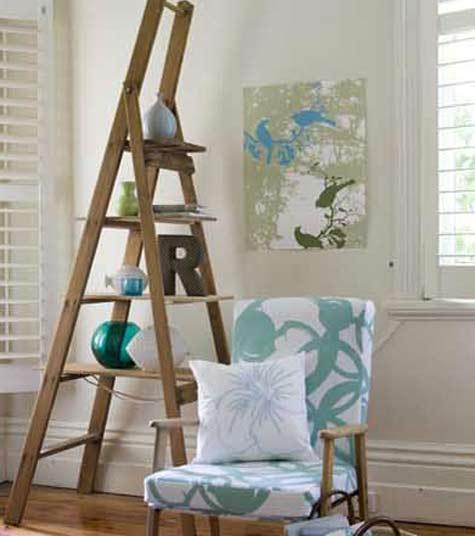 Repurposed Ladders!