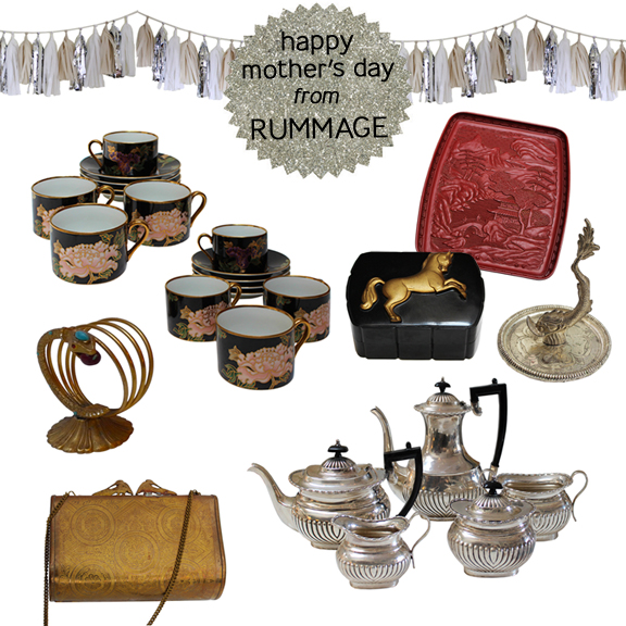 rummage mother's day