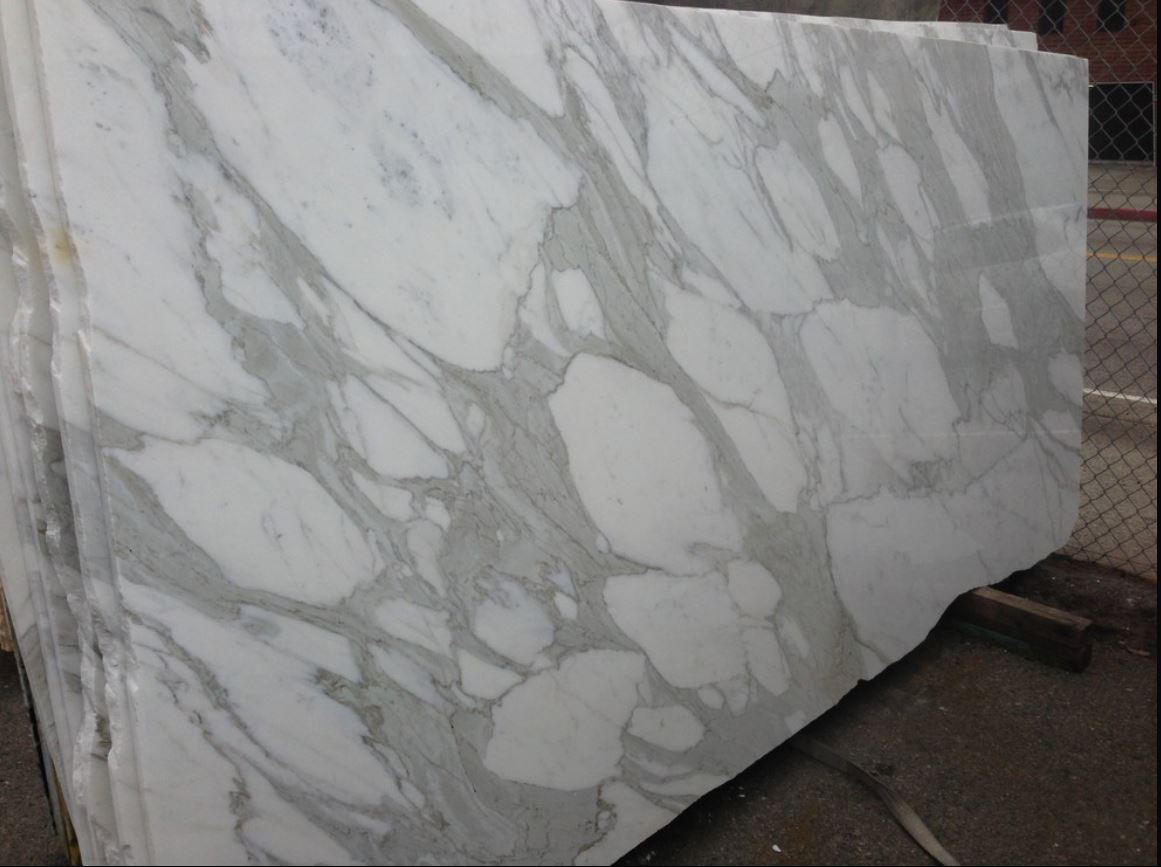 Calacatta Gold Marble : Trade secrets kitchen renovations part two countertops