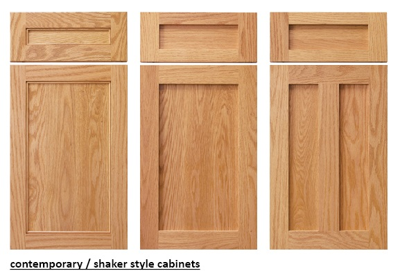 Trade secrets kitchen renovations part three cabinetry for Kitchen cabinet styles