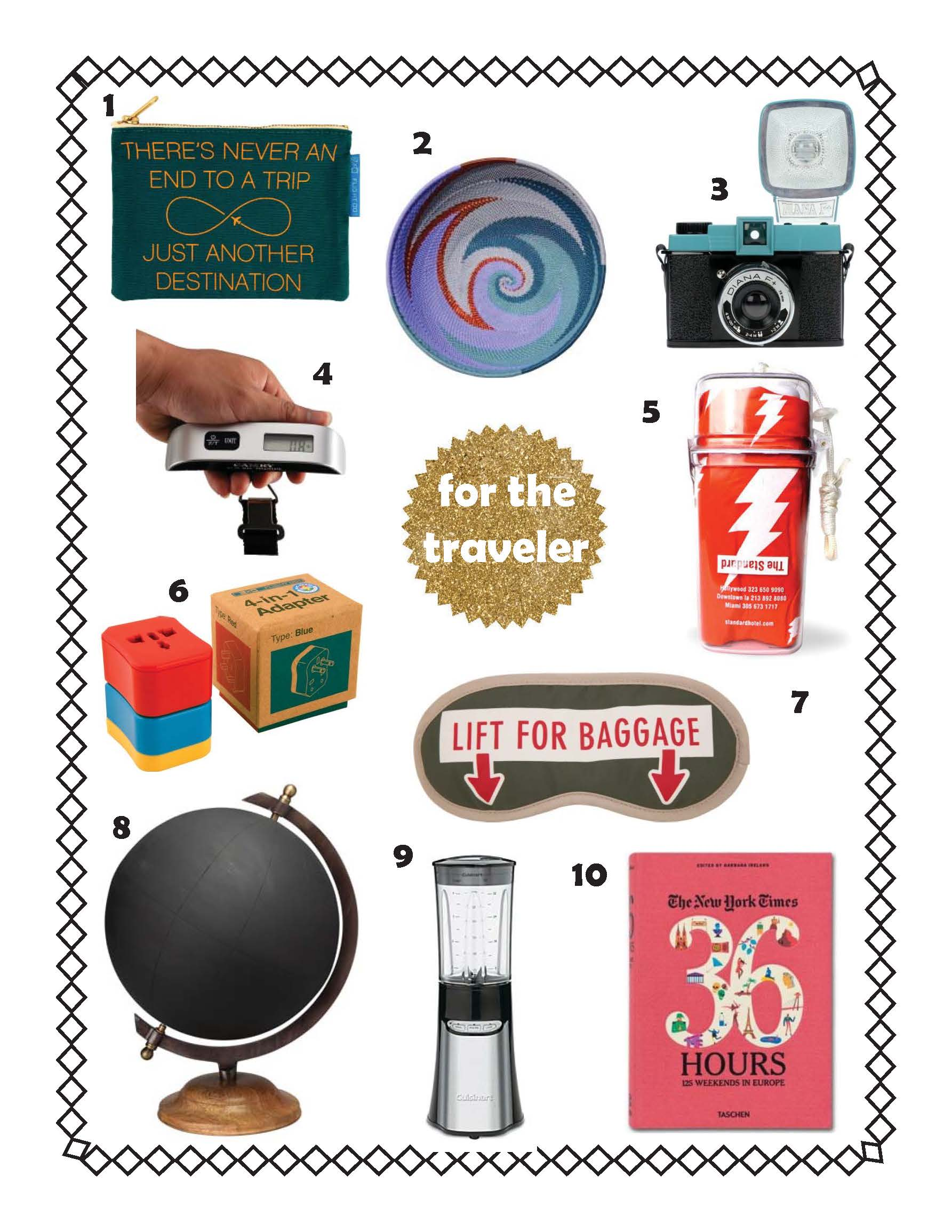 Holiday Gift Guide For The Foodie For The Traveler Kishani Perera