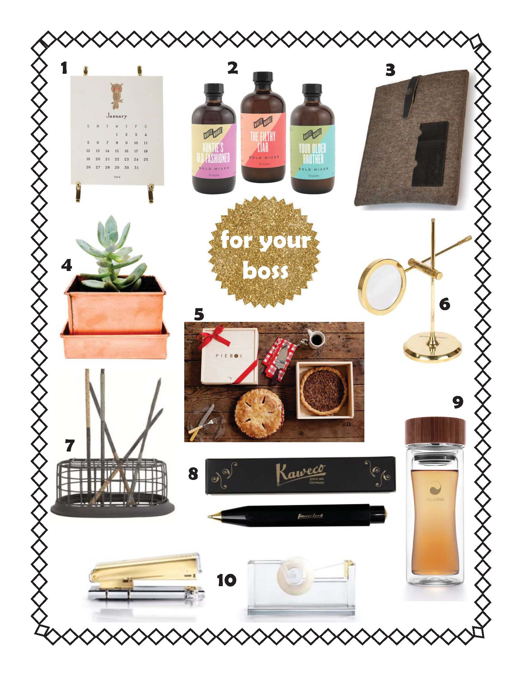 holiday gift guide: for your boss & for the art lover | kishani perera