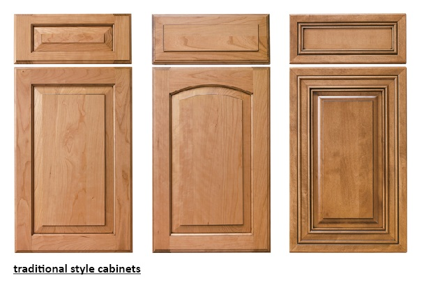 kitchen cabinet styles via - In Style Kitchen Cabinets