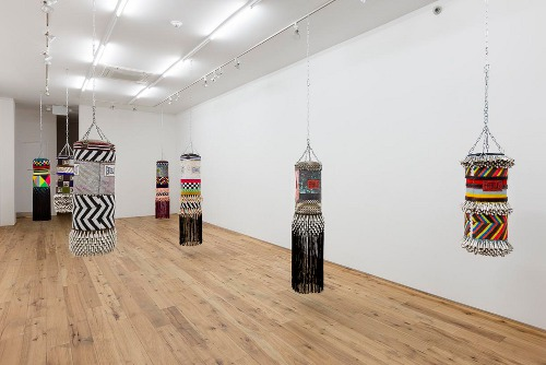 jeffrey gibson at marc straus gallery via kishani perera blog