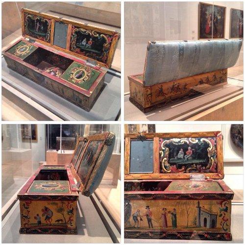 mexico sewing box via kishani perera