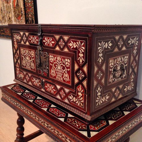 peru chest via kishani perera inc.