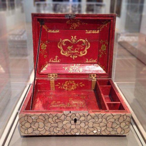 peru sewing box via kishani perera inc.