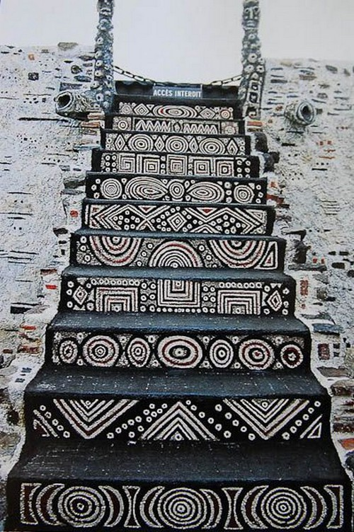 geometric stairs via kishani perera blog