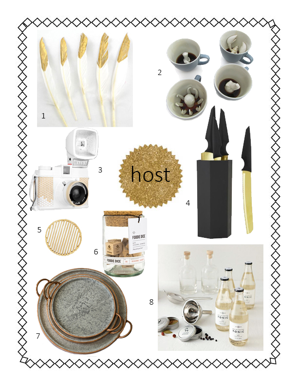 holiday gift guide for the host via kishani perera blog
