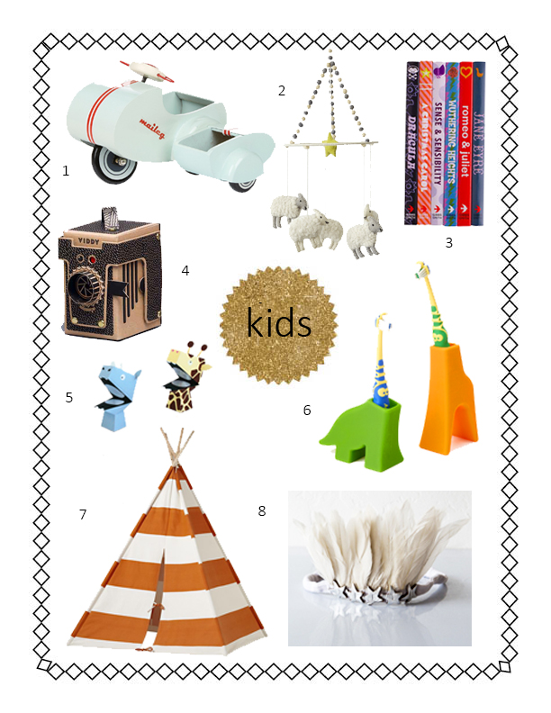 holiday gift guide for kids via kishani perera blog