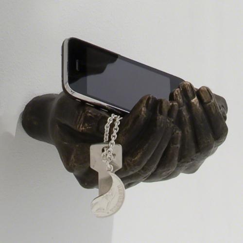 give and accept hand sculpture via kishani perera blog