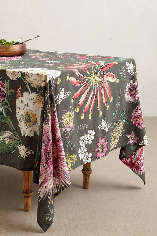 butterfly field tablecloth via kishani perera blog
