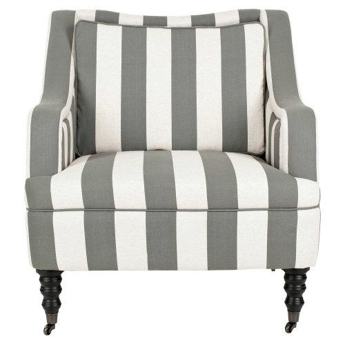safavieh homer armchair via kishani perera blog