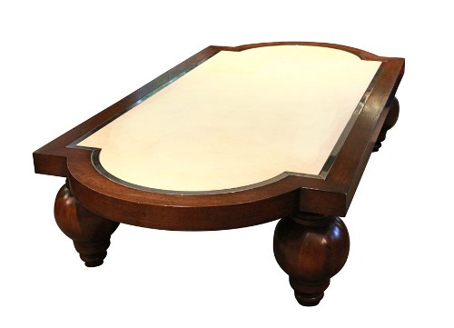 cadogan coffee table via via kishani perera inc.