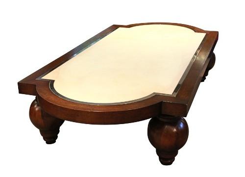 cadogan coffee table via via kishani perera inc.