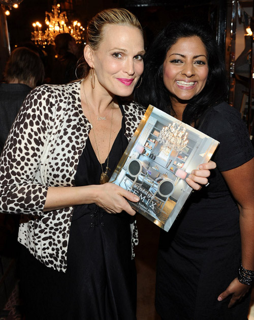 molly sims and kishani perera via kishani perea blog