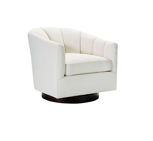 lady swivel chair via kishani perera blog