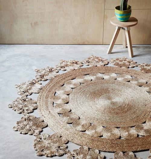marigold weave rug via kishani perera blog
