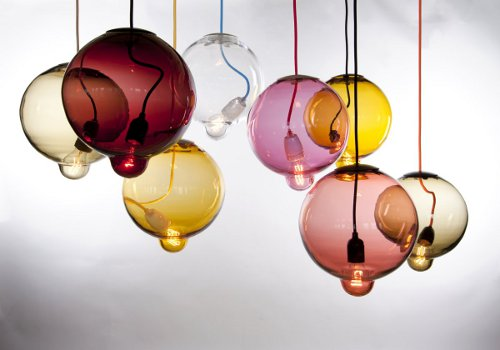meltdown lamp via kishani perera blog