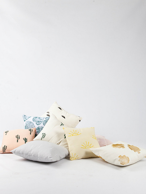 pillows via kishani perera inc.