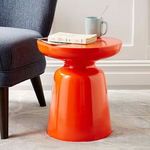 martini side table via kishani perera blog