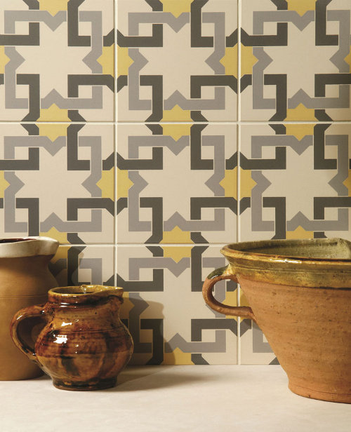 ottoman ceramic tile via kishani perera blog