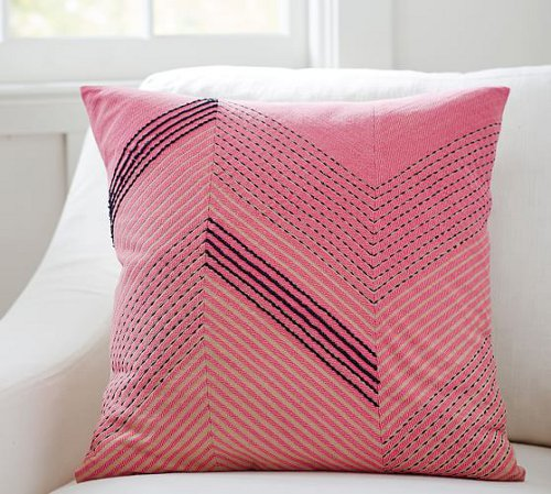 archdale embroidered pillow cover via kishani perera blog