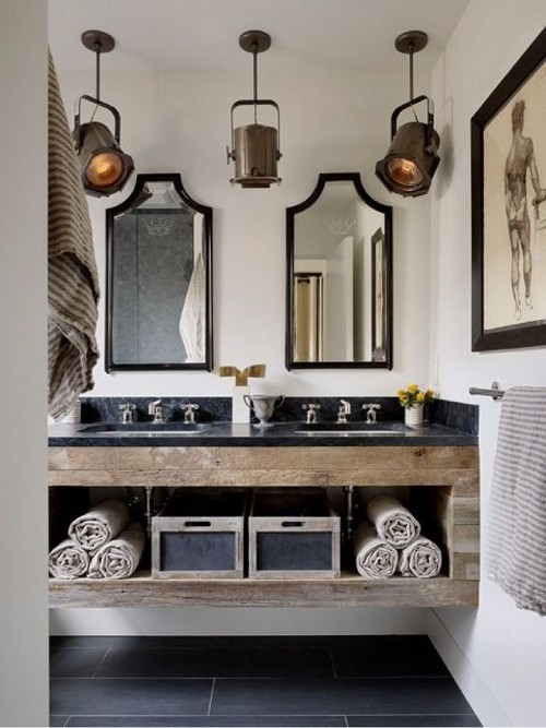 decoholic bathroom via kishani perera blog