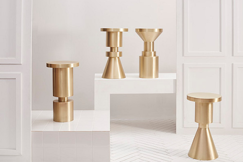 chess piece stools via kishani perea blog