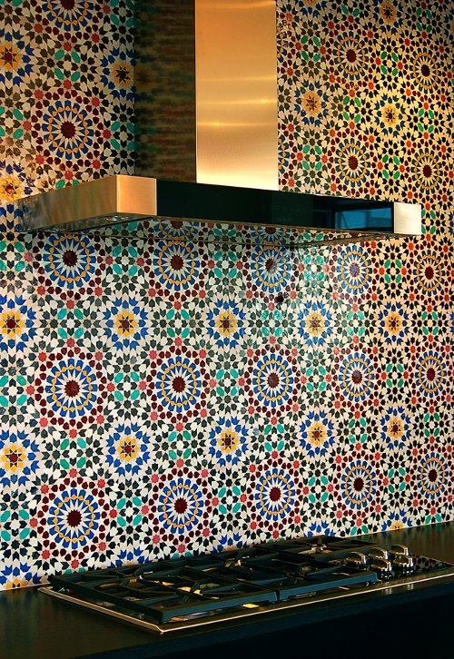 fassi morocann mosaic tile via kishani perera blog