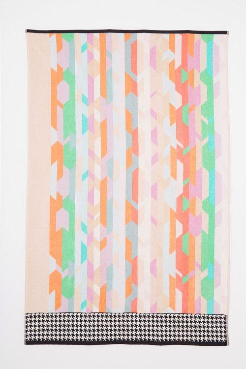 hunee bath towel via kishani perera blog