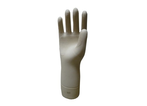 ceramic rubber glove via rummage