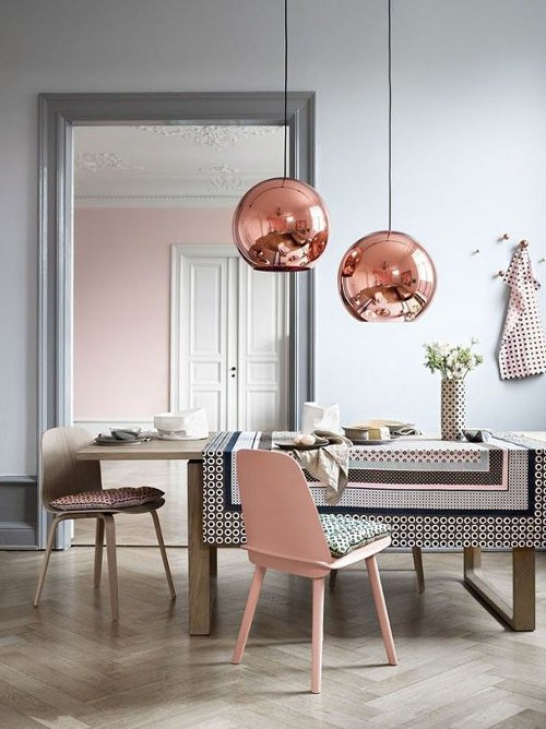 copper pendants via kishani perera blog