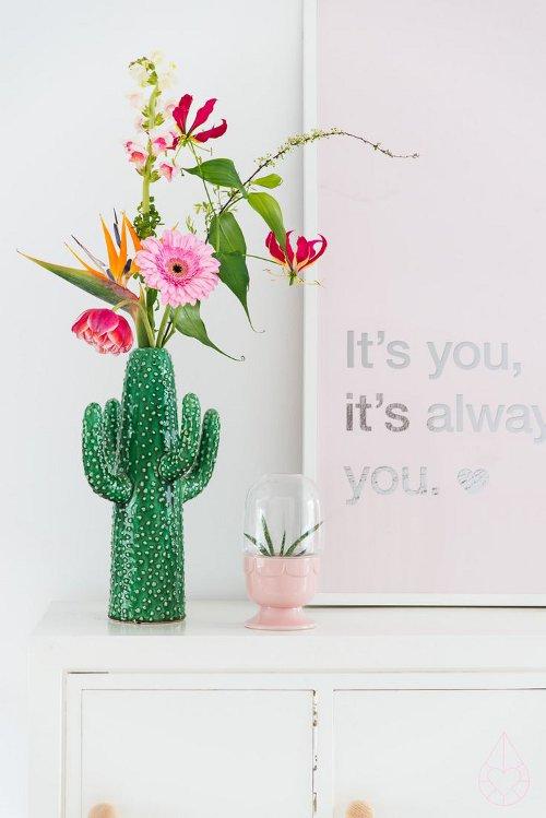 serax cactus vase via kishani perera blog